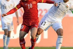 Trận vòng 1/8 Asian Cup 2019 của Việt Nam khi nào diễn ra và ở đâu?