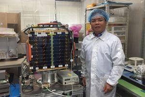 Vệ tinh MicroDragon nâng tầm Việt Nam