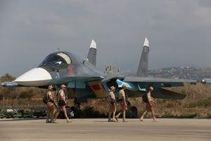 Su-34 vẫn là máy bay quân sự an toàn hàng đầu của Không quân Nga