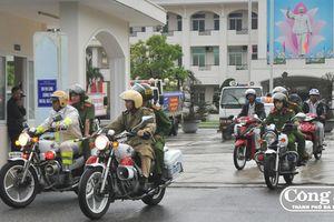 Ra quân bảo đảm TTATGT Tết Nguyên đán Kỷ Hợi và Lễ hội Xuân 2019