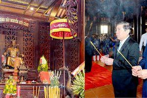 An vị và khánh thành tượng Đức Lễ thành hầu Nguyễn Hữu Cảnh