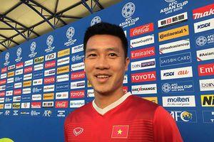 Tiền vệ Huy Hùng hé lộ lời dặn dò cực quan trọng của thầy Park Hang-seo trước 'đại chiến' với Jordan