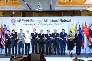 ASEAN quan ngại các hoạt động gia tăng căng thẳng trên Biển Đông