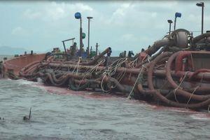 'Cát tặc' vẫn rầm rộ vươn vòi: Hợp thức hóa cát lậu