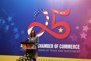 Việt - Mỹ kỷ niệm 25 năm bình thường hóa kinh tế