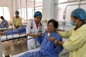 Cứu sống 2 bệnh nhân mổ tim bằng kỹ thuật cầu nối chủ - vành