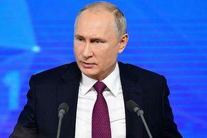 Thư ký nói về việc tái hôn của Tổng thống Nga Putin