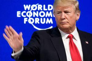 Phái đoàn Mỹ không tham dự Diễn đàn Kinh tế Thế giới