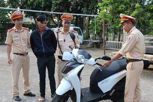 Đắk Nông: Cảnh báo nạn trộm xe máy dịp cận Tết Nguyên đán