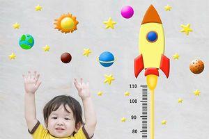 Những cách giúp tăng trưởng chiều cao và cân nặng của trẻ