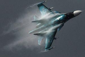 Su-34 của Nga va chạm ở Viễn Đông: Đã tìm thấy 2 phi công