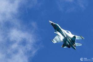 Vụ 2 tiêm kích Su-34 va chạm trên không ở Nga: Tìm thấy thi thể cả 2 phi công