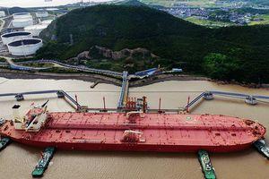 Giá dầu tăng 3 tuần liên tiếp