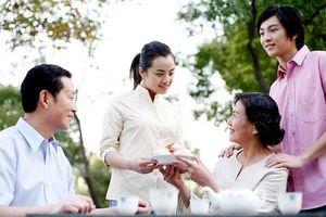Nguyên tắc làm dâu giúp cuộc sống của bạn 'dễ thở' hơn