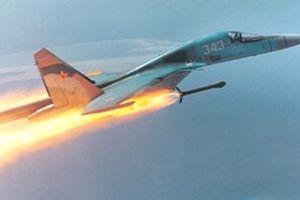 Choáng với sức mạnh hủy diệt của Su 34 vừa đâm nhau trên không của Nga