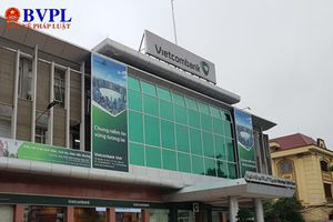 Có hay không 'bốc hơi' 1,5 tỷ đồng tiền gửi tại Vietcombank chi nhánh Vinh?