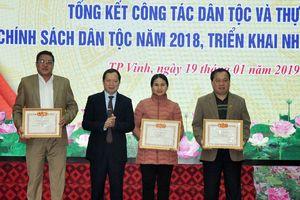 Tập trung cho công tác Đại hội Đại biểu các dân tộc thiểu số cấp huyện và cấp tỉnh