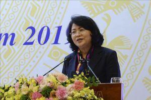 Trao bằng công nhận huyện Yên Khánh, tỉnh Ninh Bình đạt chuẩn nông thôn mới
