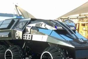 Mars Rover - Xe thám hiểm sao Hỏa chạy điện đồ sộ của NASA