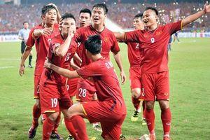 ĐTQG Việt Nam-ĐTQG Jordan: Chờ đợi một chiến thắng của thầy trò HLV Park Hang-seo