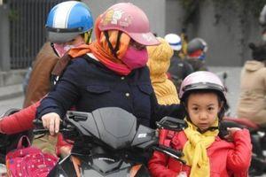 Dự báo thời tiết 20/1: Miền Bắc tiếp tục đón không khí lạnh, Nam Bộ nắng nóng