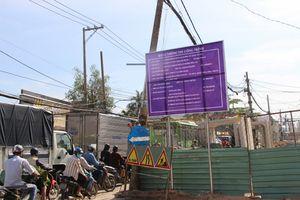 TP.HCM: Tạm ngưng các công trình đào đường dịp Tết Nguyên đán