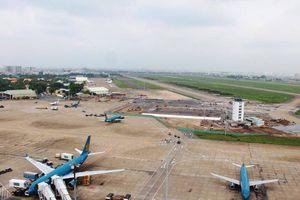 Thúc tiến độ dự án mở rộng sân bay Tân Sơn Nhất