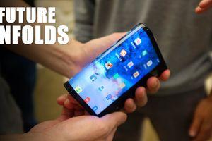 Điện thoại gập Galaxy F của Samsung sẽ có giá siêu đắt đỏ