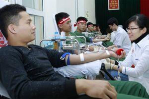 Việt Nam cần gấp đôi số người hiến máu mới đủ mức dự trữ