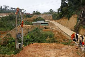 Quảng Nam: Khẩn trương cấp điện cho 2 xã miền núi, biên giới trước Tết Nguyên đán