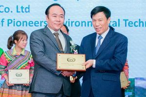 Trao giải thưởng 'Nhà vệ sinh công cộng ASEAN năm 2019'