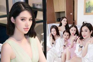 Kỳ Duyên, Diệp Lâm Anh bức xúc trước lời tố giật bồ của Hoa hậu Jolie Nguyễn