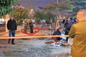 Thái Bình:Tranh chỗ gửi xe hội chợ, ông lão bị đánh tử vong