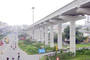 TP. HCM lại chi hơn 2.000 tỷ đồng ngân sách giải quyết công nợ cho tuyến Metro số 1