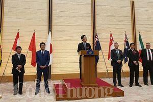 Bộ trưởng Trần Tuấn Anh: Hội đồng CPTPP thể hiện quyết tâm thực thi của các nước thành viên đối với các cam kết trong hiệp định