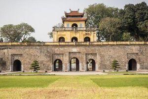 Hoàng thành Thăng Long sẽ được đầu tư duy tu để trở thành điểm nhấn văn hóa, du lịch của Thủ đô