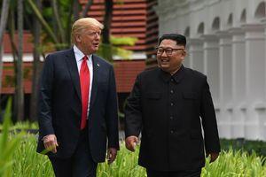 Đàm phán lần 2 có giúp Mỹ và Triều Tiên vượt qua 'bão tố' của năm 2017?