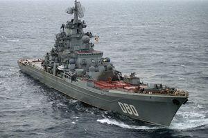 NATO 'lạnh người' khi tuần dương hạm hạt nhân Nga sắp trở lại với sức mạnh vượt trội