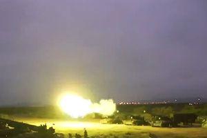 Đài Loan vừa tập trận với pháo tự hành khủng của Mỹ