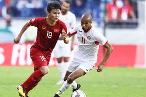 Fox Sports: Sau bàn gỡ, Việt Nam khiến Jordan phải gồng mình chống đỡ