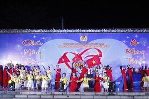 Bà Rịa - Vũng Tàu: Tổ chức 'Tết sum vầy' 2019 cho 1.000 CNVCLĐ
