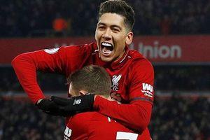 Kịch tính phút bù giờ, Liverpool thắng nghẹt thở Crystal Palace 4-3