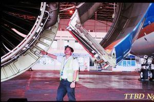 Chủ tịch Bùi Văn Cường động viên 2.800 NLĐ ở VAECO làm việc xuyên Tết