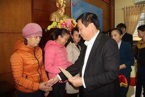Bí thư Trung ương Đảng Nguyễn Xuân Thắng dự 'Tết sum vầy' tại Nghệ An