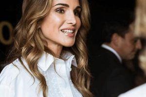 Nữ hoàng Jordan - nước gặp tuyển VN hôm nay - có cuộc sống sang chảnh đến thế này