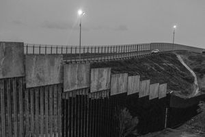 Biên giới Mỹ và Mexico: Từ vô hình đến hiện thực