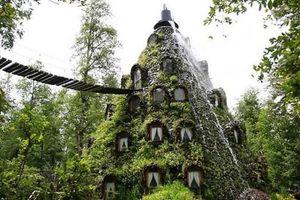 Những tòa nhà dị nhất thế giới khiến bạn phải ngỡ ngàng