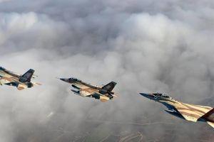 Phòng không Syria 'chặn đứng' cuộc không kích của Israel