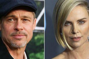 Brad Pitt được cho hẹn hò minh tinh Charlize Theron