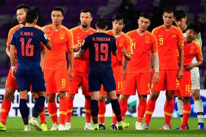 Vòng 1/8 Asian Cup 2019: Trung Quốc lội ngược dòng hạ Thái Lan